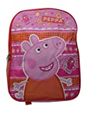 Cheap Peppa The Pig Large 16 School Backpack (Pink Sparkles) (Pink)…