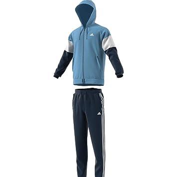 check out 5ebfe 5ef16 adidas MTS Co MVP Chándal, Hombre, Azul (azucen Maruni Blanco)