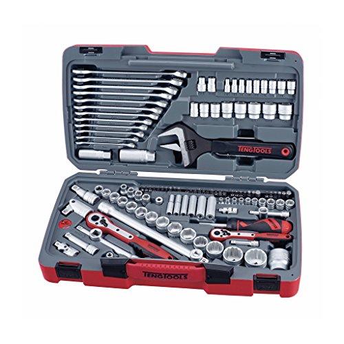 Teng Tools 127 Piece 1/4