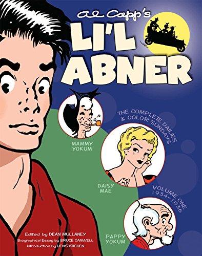 lil abner comics - 8