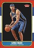 2008-09 Fleer 1986-87 Rookies #86R179 Javale McGee - NM-MT