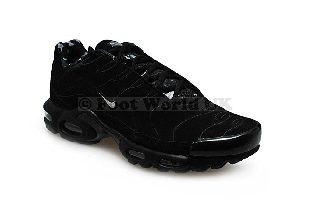 Nike Air Max Plus Suede Tuned 1 * Rare * Homme Sneakers