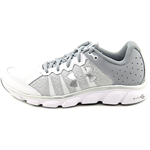 Assert Running Ua Armour White Micro Women's G 6 Under Shoes AgnxZ