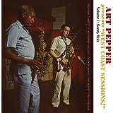 "Art Pepper Presents ""West Coast Sessions!"" Volume 1: Sonny Stitt (2 CD)"