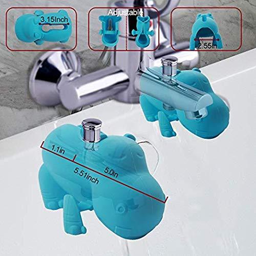 Upgraded Buenavo Bath Spout Cover Silicone Soft Bathtub
