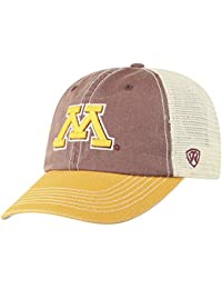 san francisco c2a01 04c3b NCAA Relaxed Fit Adjustable Mesh Offroad Hat Team Color Icon · Top of the  World