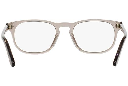 fc4e3abcf8ef7 Amazon.com  Eyeglasses Persol PO 3121 V 1029 GREY  Health   Personal Care