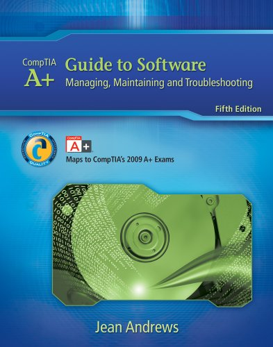 Bundle: A+ Guide to Software: Managing, Maintaining, and Troubleshooting, 5th + LabConnection Online Printed Access Card