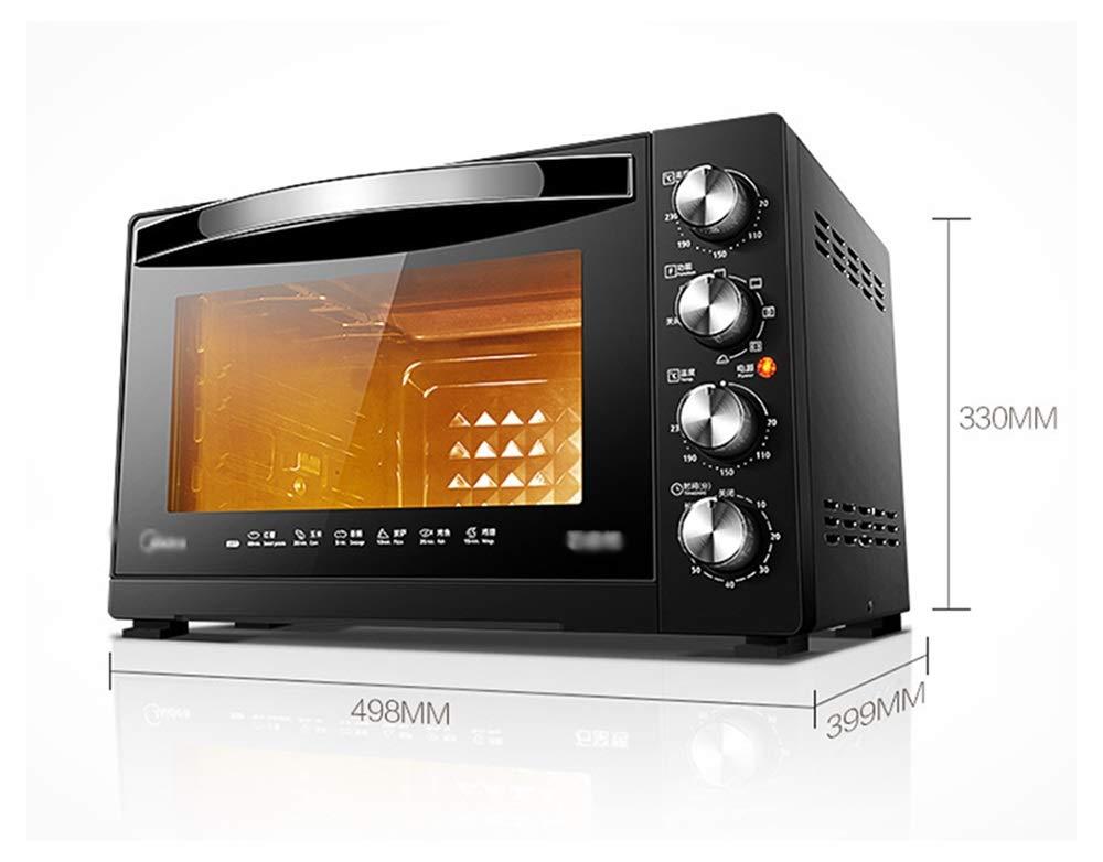NKDK オーブン電気オーブンホームベーキング多機能自動エナメルライナー -38 オーブン B07RWLQKZ1