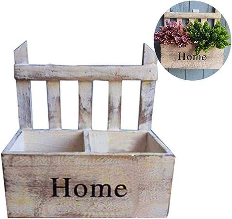 Jardineras de barril de madera, Barriles de madera creativos ...