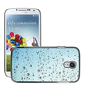 Hot Style Cell Phone PC Hard Case Cover // M00152291 Rain After The Rain A Drop Of // Samsung Galaxy S4 S IV SIV i9500