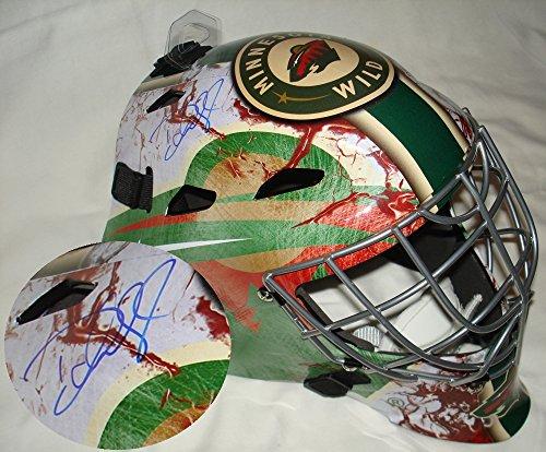 Minnesota Wild Full Sized Helmet Wild Full Size Helmet
