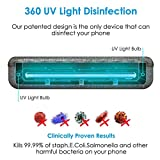 UV Cell Phone Cleaning Box - Large Smartphone
