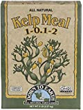 Down To Earth Organic Kelp Meal Fertilizer Mix 1-0.1-2, 5 lb