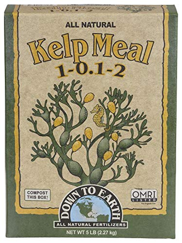 Down To Earth 5-Pound Kelp Meal 1-0 1-2 7813