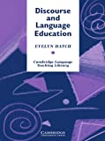 Discourse and Language Education (Cambridge Language Teaching Library)