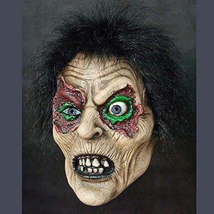 HUANGZHENYIN Máscara De Látex Máscara De Terror Fiesta Cosplay Props Máscaras De Miedo para Halloween E N: Amazon.es: Juguetes y juegos