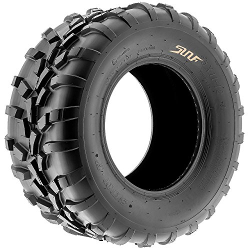 SunF 25x11-10 (25x11x10) ATV/UTV Off-Road Tire, 6PR, Directional Knobby Tread | A010 by SunF (Image #9)