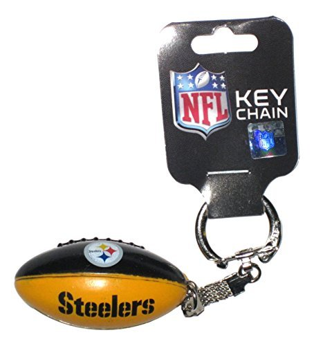 Pittsburgh Steelers Football Style Key Chain
