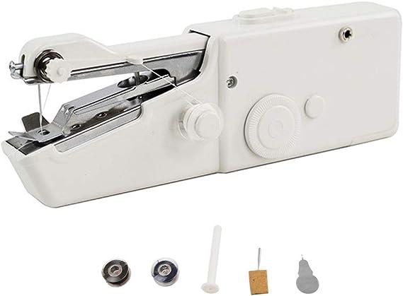 Exwell máquina de coser portátil, Mini Maquina de Coser Portatil ...