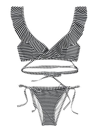 Wrap Around Bikini Set in Australia - 9