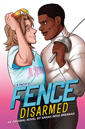 Book Cover: Fence: Disarmed