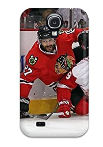 1808699K125660874 chicago blackhawks (104) NHL Sports & Colleges fashionable Samsung Galaxy S4 cases