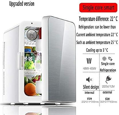 YIWANGO 22L De Coche Refrigerador Fría Caliente Doble Función ...