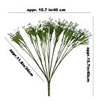 Aisamco-2-Pack-Artificial-Babys-Breath-14-Forks-Fake-Babys-Breath-Bulk-Flower-Bush-Artificial-Gypsophila-in-White-157-Tall-for-Wedding-Centerpiece-Wreath-Boutonniere