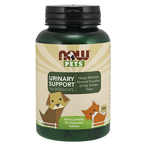 NOW Pets Urinary Support, 90 Chewable Tablets Review