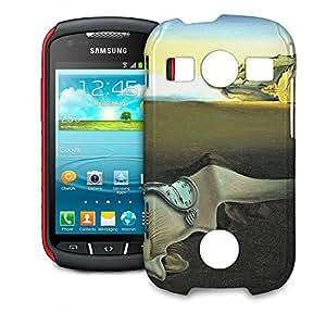 Phone Case For Samsung Galaxy S7710 Xcover 2 - Melting Clocks Salvador Dali Fine Art Hard Designer by lolosakes