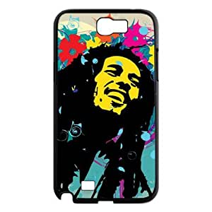 New Print DIY Phone Case for Samsung Galaxy Note 2 N7100 - Bob Marley Personalized Cover Case JZQ922658