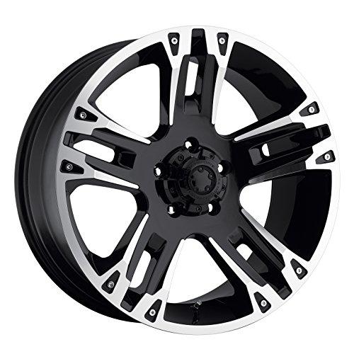 """Ultra Wheel 235B Maverick Matte Black Wheel (16x8""""/5x135m..."""