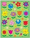 Amazon Price History for:Carson Dellosa Flowers Shape Stickers (168038)