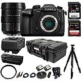 Panasonic Lumix DC-GH5 Mirrorless Filmmaking Kit w/H-ES12060 Pro lens Bundle