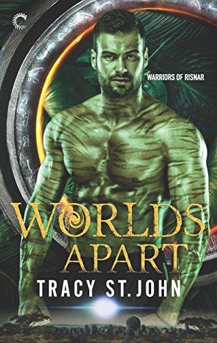 (Worlds Apart (Warriors of Risnar Book 2) )