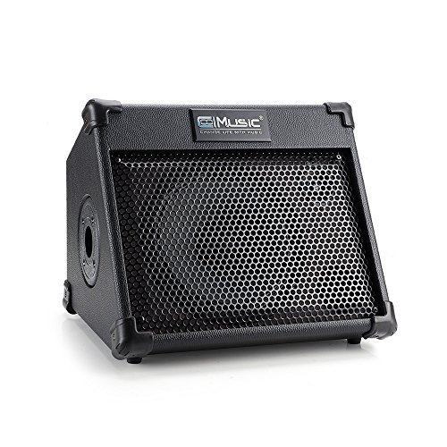 Portable Guitar Amp Battery Powered - 1