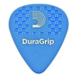 Planet Waves 7DBU5-25 DuraGrip Guitar Picks, 25-Pack, Medium/Heavy
