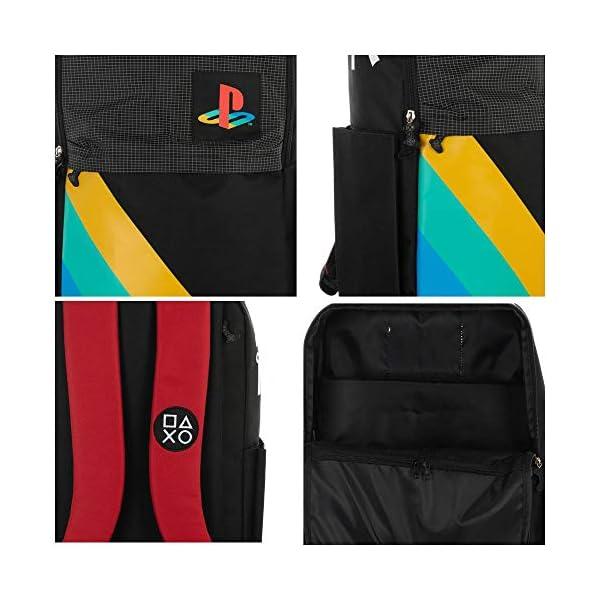 PlayStation Color Block Backpack 6