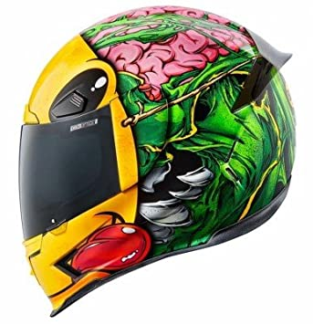 Icon CASCO AFP BROZAK MD (XS)
