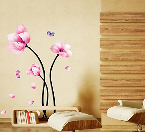 The 8 best wall murals with flowers
