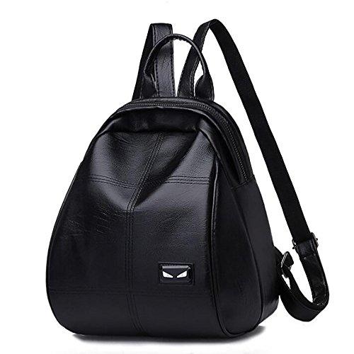 de décontracté main souple à multifonctionnel cuir 23 sac en femmes PU mode sac 27cm à Sac 15 de dos PxSwdqgP6z
