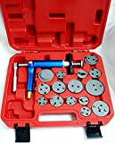 Automotive Professional Pneumatic Air-Operated Brake Calliper Wind Back Tool Set