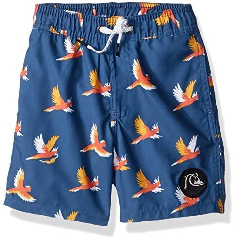 Little Cockatoo Volley BOY 14 Boardshort Swim Trunk Navy Blazer 6 [並行輸入品]