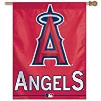 Los Angeles Angels of Anaheim Vertical Banner