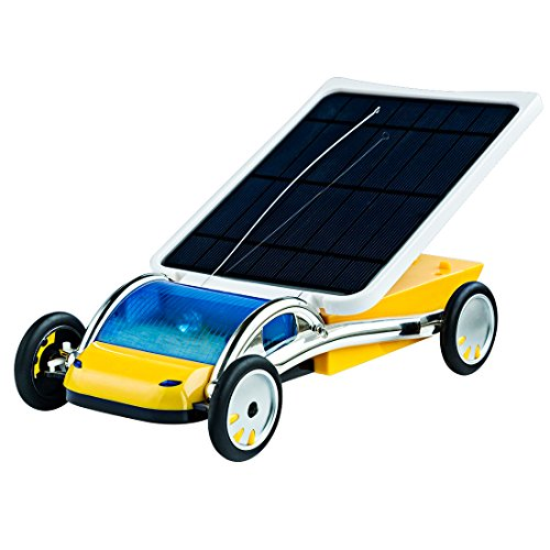 PeleusTech® Science Experiment Toy Solar Panel Car Experiment Science Kits Educational Toy for Kids by PeleusTech® (Image #2)