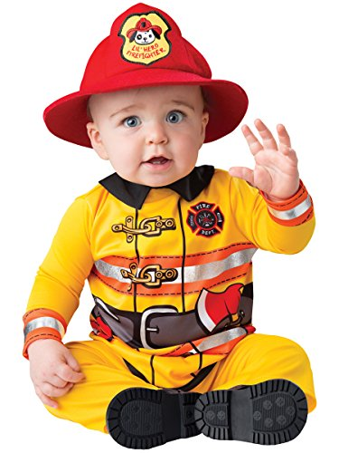 Fun World Fearless Firefighter Costume