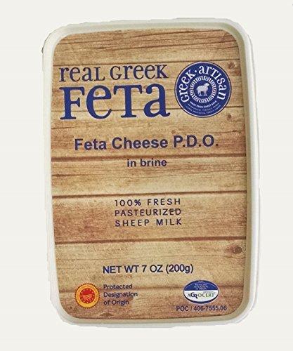 Greek Feta in Brine, 7oz.