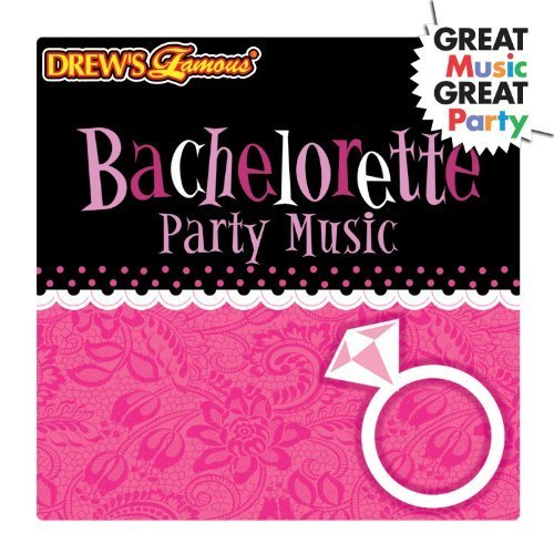 Bachelorette Party Music by The Hit (Bachelorette Party Music Cd)