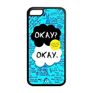 customized Fault in Our Stars for Iphone 5C case 5C-brandy-140154